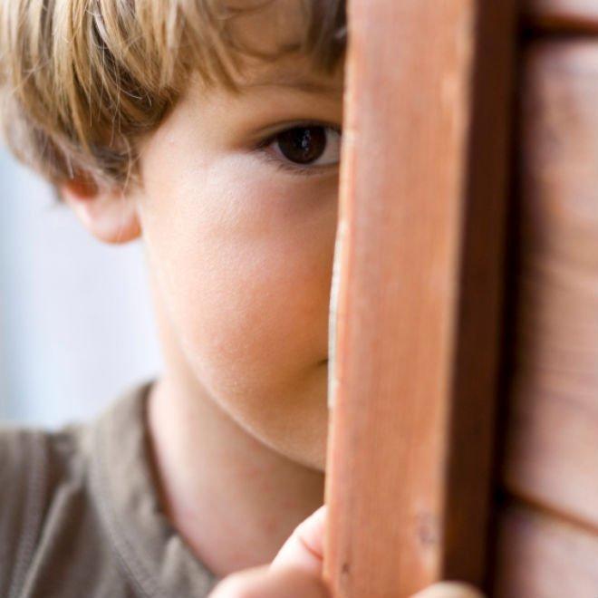Ce sa faci in cazul in care copilul tau este timid!