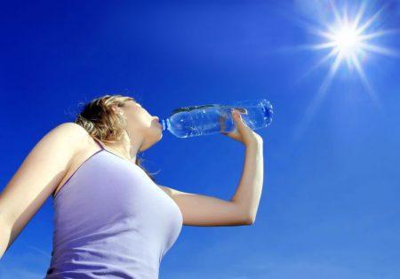Apa – secretul unui corp perfect sanatos