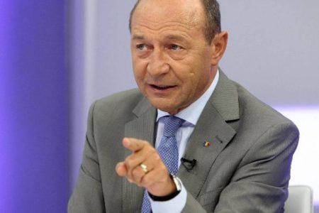 Basescu e primul in preferintele romanilor la presedintie