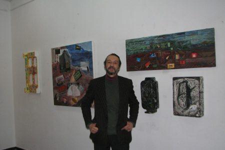 Zile si nopti in cuibul imaginarului Daniel Craciun si sintezele sale vizuale